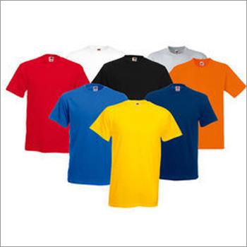Plain Color T-Shirt
