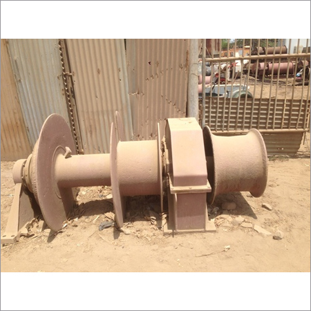 Marine Electric Winch