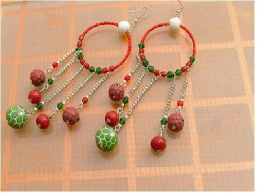 Football Handicraft Jewellery