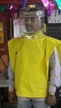 Nylon Taffeta PVC Suit