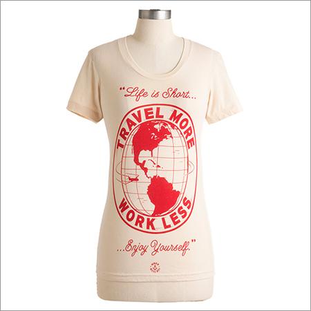Promotional Ladies T Shirt
