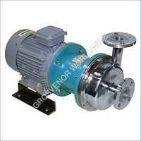 Magnetic Sealless Pump India