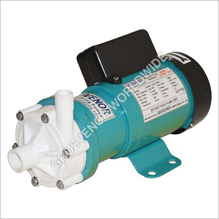 Magnetic Drive Pump Manufacturers