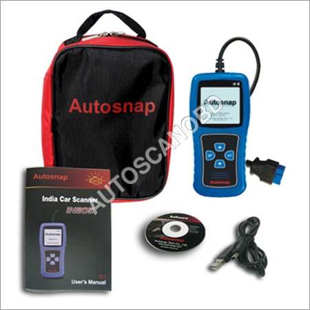 AutoSnap Car Scanner