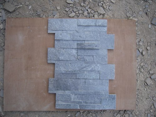 Silver Grey Wall Cladding