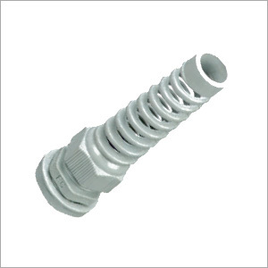 Spiral Cable Glands in Metric & PG Threads