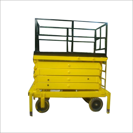 Scissor Lift Machines