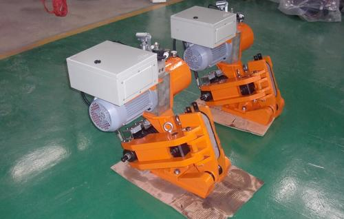 Hydraulic Emergency Brake System for Crane