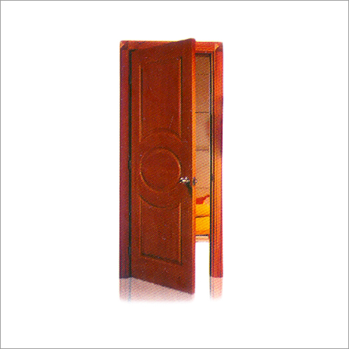 Wooded Moulded Door