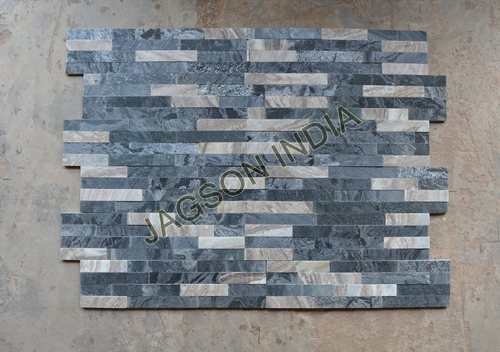 GREY STRIP LEDGESTONE