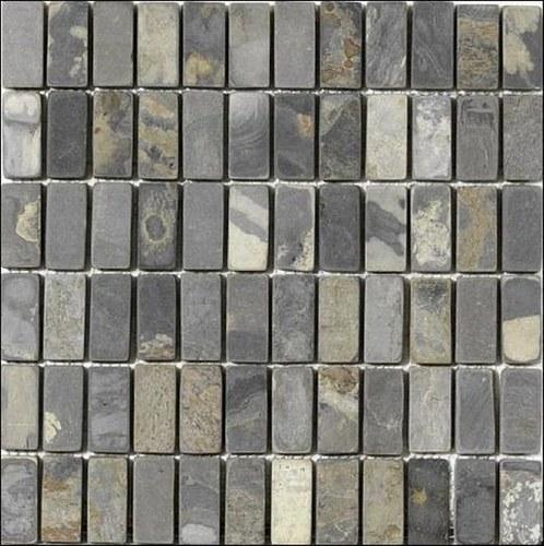 Autumn Slate Stone Mosaic