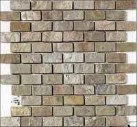 Copper Brick Mosaic
