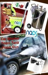 Car Cleaning Machine