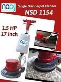 Carpet Washer Single Disc