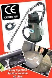 Spray Injection Suction Vacuum