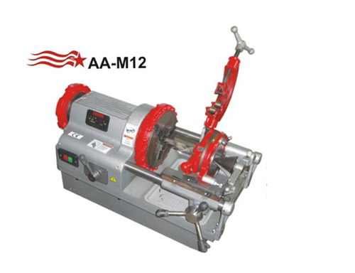 Electric Pipe Threading Machine