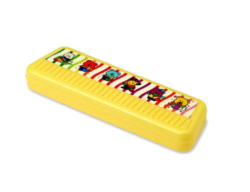 light yellow Pencil Box