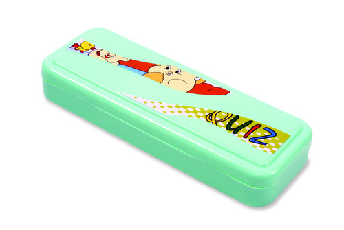 QUIZ Pencil Box