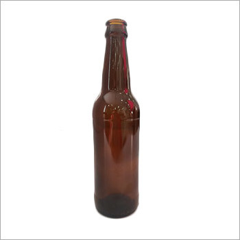 Custom Glass Beer Bottle