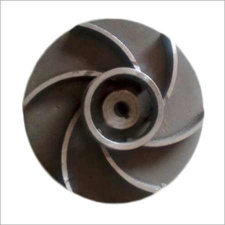 Stainless Steel Pump Impeller