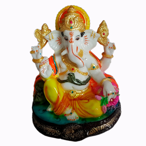 Decorative Marble Ganesh