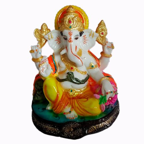 Decorative Marble Ganesh