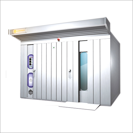 Electric Rotary Rack Ovens