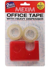 Desktop Tape Dispenser Set MDIS2501