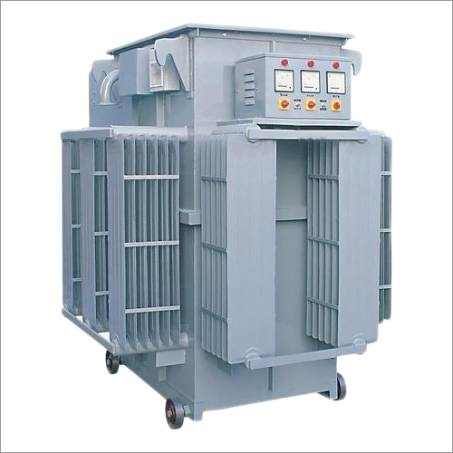 Servo industrial Voltage Stabilizer