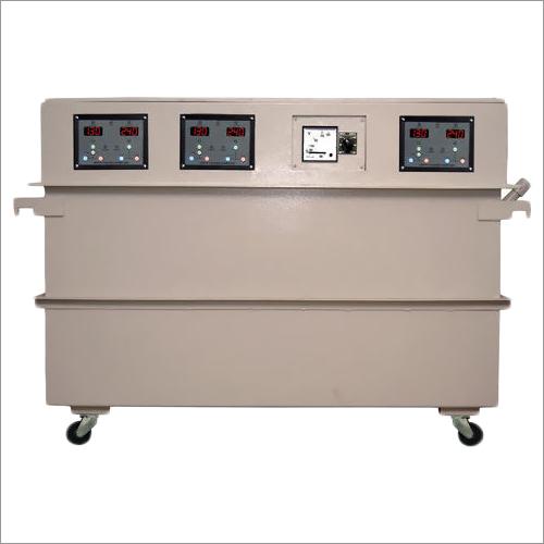 Balanced Oil Cooled Servo Voltage Stabilizer