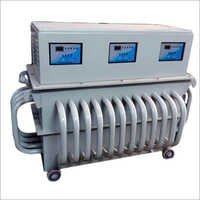 Three Phase Unbalanced Servo Voltage Stabilizer