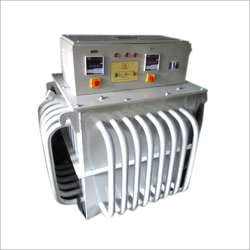 Oil Cooled Servo Voltage Stabilizer for CNC Mac