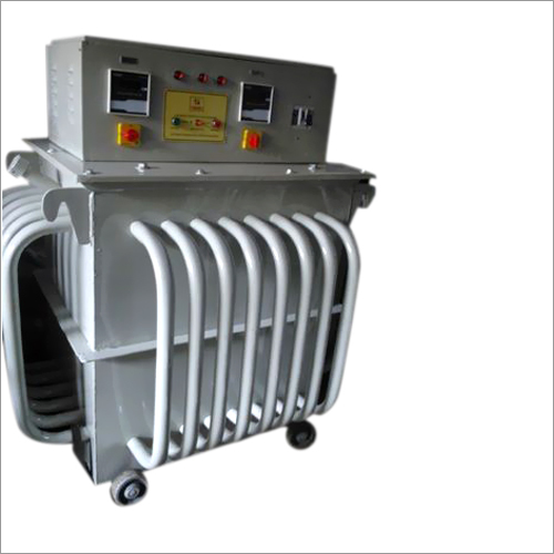 Servo Voltage Stabilizers for Plastic Molding M