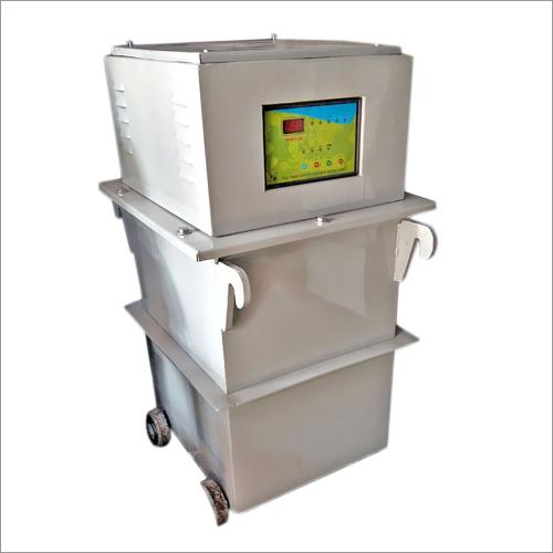 Industrial Single Phase Servo Voltage Stabilizer