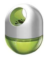 Godrej AER AC Vent (Click) Fresh Lush Green Car Perfume