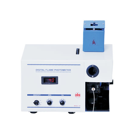 Digital Flame Photometer - 381