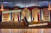 New Haveli Wedding Stage
