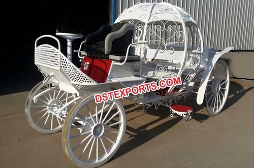 Wedding Royal Cinderella Horse Carriage