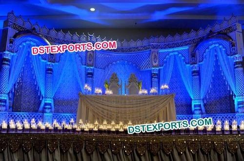 Wedding Mehraap Stage