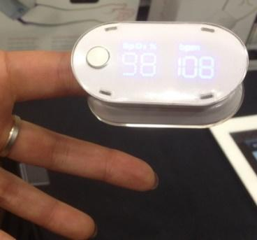 Mobile Based Pulse Oximeter