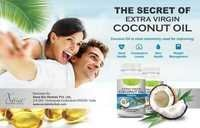 Extra virgin Coconut oil capsules