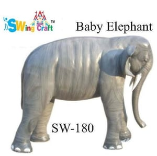 Fiber Park Animal - Baby Elephant