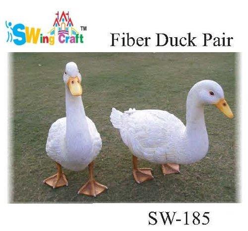 Fiber Duck Pair