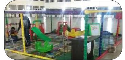 Play Area Structure