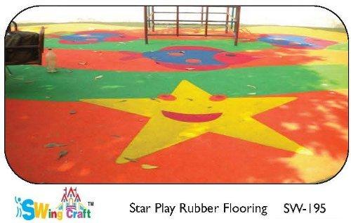 Star Play Rubber Flooring