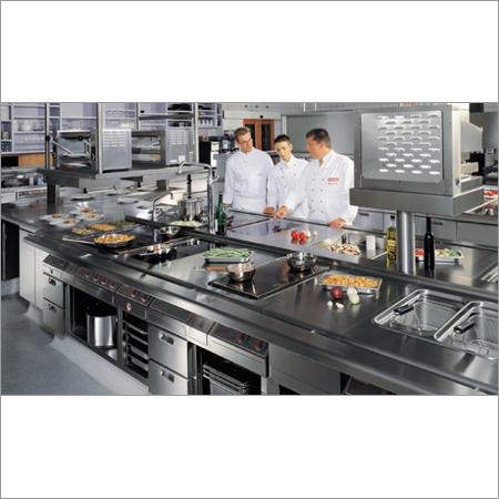 Kitchen Cooking Equipments