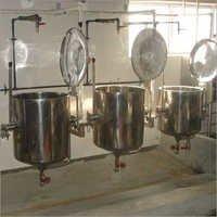 Cooking Steam Boiler