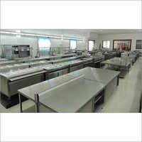 Cafeteria Kitchen Equipments