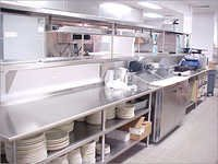 SS Kitchen Equipments