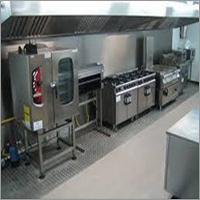 Steel Steam Kitchen Equipment